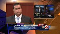 Lead investigator testifies in George Zimmerman trial