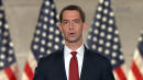 Tom Cotton attacks Biden with critique that's been outpaced by events