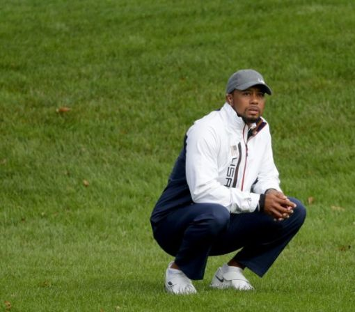 Tiger Woods embraces role as vice-captain, invested like a player