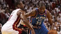 Kevin Durant, Dwyane Wade trade social media barbs