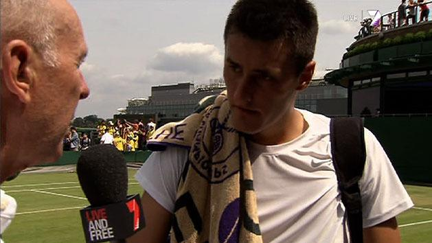 Post Match Interview: Bernard Tomic