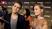 Paul Wesley's Secret 'TVD' Plan