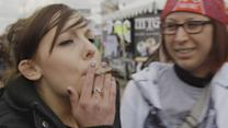 Marijuana Aficionados Unite at 'Cannabis Cup'