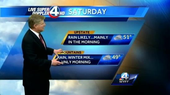 John Cessarich's Forecast for March 22, 2013