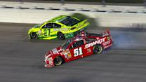 Allgaier struggles in his NSCS debut