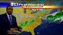 Tim Williams Has Your Saturday Evening Weather Forecast