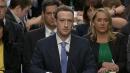 Données piratées: Zuckerberg présente ses excuses devant le Sénat américain