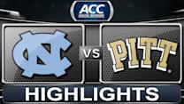 North Carolina vs Pittsburgh | 2013 ACC Football Highlights