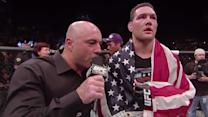 UFC 175: Main Event Octagon Interview