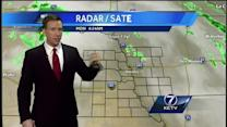 Matt's Monday Morning Forecast