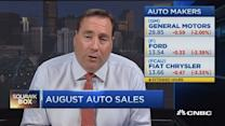 What's driving auto sales?