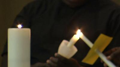West, Texas Prays for Blast Victims
