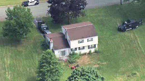 Standoff ends; barricaded man found dead in Lower Pottsgrove