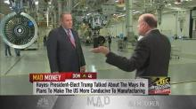 Exclusive: CEO who just went toe-to-toe with Donald Trump says there was 'no quid pro quo' about Carrier
