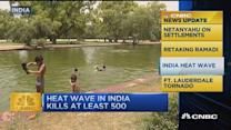 CNBC update: Deadly heat wave in India
