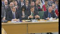 UK spy chiefs questioned by MPs