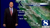 Check out your Wednesday Morning KSBW Weather Forecast 01 09 2013