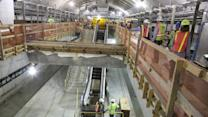 Update From Underground: NYC's Second Avenue Subway