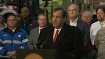 Christie Declares State of Emergency Ahead of Blizzard