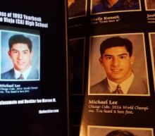 A high school senior in 1993 made an amazing 2016 Cubs prediction
