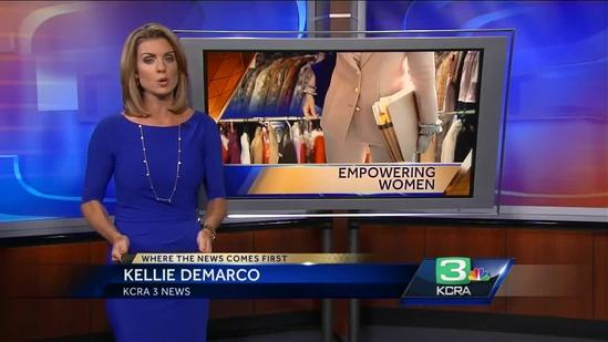 Women of KCRA 3 donate clothes to help homeless