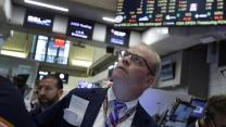 Stocks stumble as traders seek safety