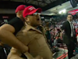 Trump supporter 'violently attacks' BBC cameraman at rally after US president whips up anger over media