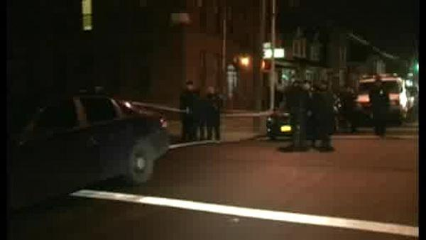 A teenager is killed in a police-involved shooting in Brooklyn