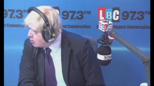 How much Boris? London Mayor stumbles over Tube question