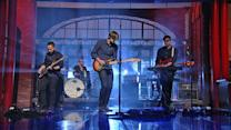 "Death Cab For Cutie: ""Black Sun"" - David Letterman"