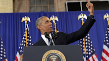 OBAMA ON OBAMACARE: You're getting better health insurance 'even if you don't know that Obamacare is doing it'