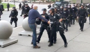 Video shows elderly man fall after he's shoved by police in Buffalo