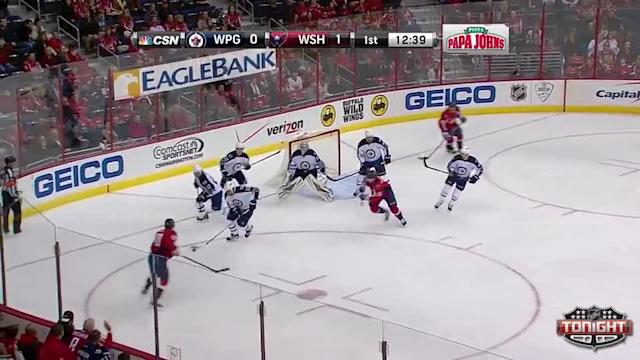 Winnipeg Jets at Washington Capitals - 02/06/2014