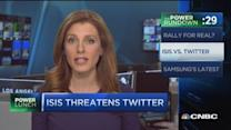 Power Rundown: ISIS vs. Twitter