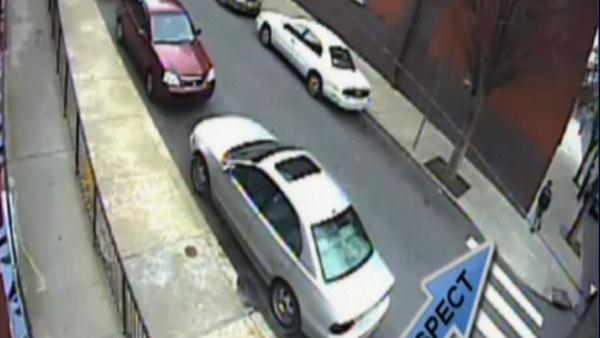 Suspect sought in Kensington shooting