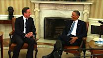 Obama e Cameron contra Assad