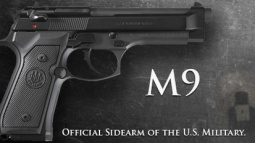 Smith & Wesson Won't Replace the Beretta M9 -- Who Will?