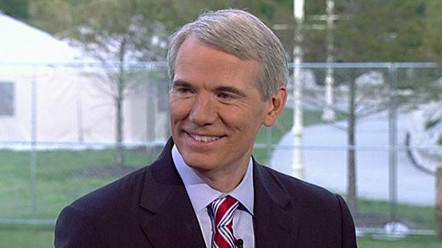 Sen. Portman to play Obama in GOP debate preps