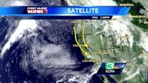 Thursday Weather Update 3.21