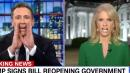 Now Chris Cuomo And Kellyanne Conway Are Fighting Over Grammar