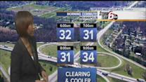First day of spring comes with cool start but fair temps later on