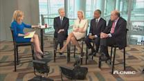 CEOs discuss the Buffett factor
