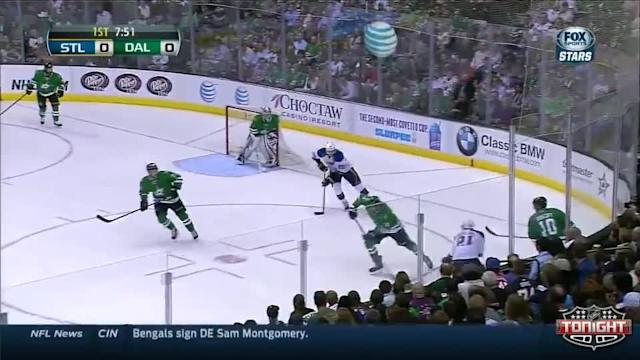 St. Louis Blues at Dallas Stars - 04/11/2014