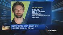 New Zealand to face Australia in cricket final