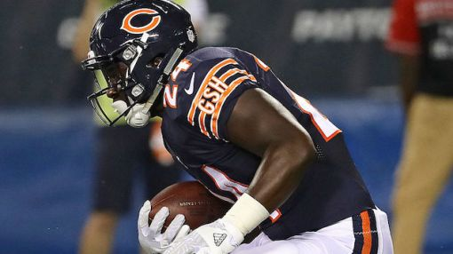 Week 4 Fantasy Flames: Bears' Howard to claw way to top-15 numbers