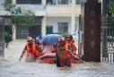 China's southern Jiangxi province declares highest flood alert