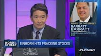 Stay away from fracking stocks? This expert disagrees