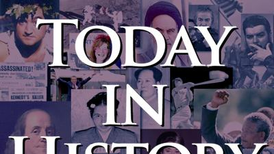 Today in History for November 6th