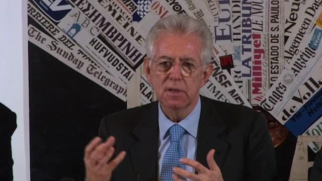 Italy waits as Monti decides whether to run in 2013 election