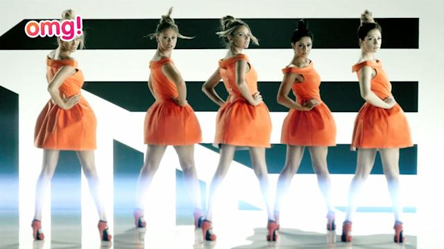 Girls Aloud release their Greatest Hits album